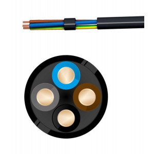 CABLE R2V 4X25 T250