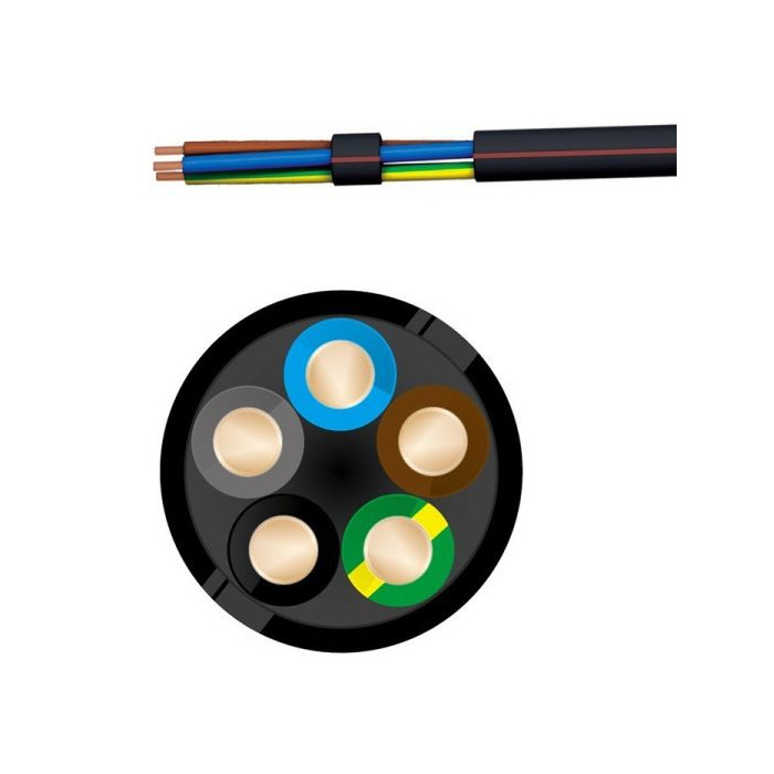 CABLE R2V 5G4 T500