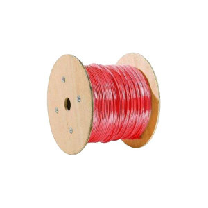 CABLE SYT ROUGE FIRALARM 1P0.9 AWG20 T500