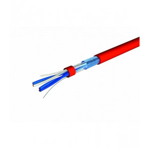CABLE SYT ROUGE FIRALARM 2P0.9 AWG20 T500
