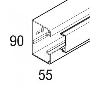 GOULOTTE 90X55 CLIDI L2M