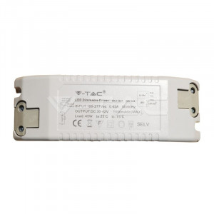 DRIVER 45W DIMMABLE