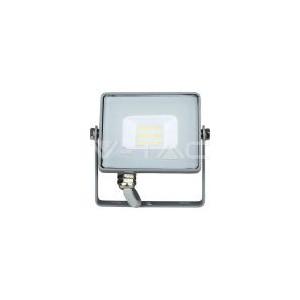 PROJECTEUR 10W LED SAMSUNG 4000K IP65 GRIS
