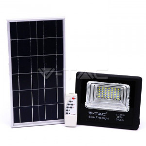 PROJECTEUR SOLAIRE LED V-TAC 25W 4000K