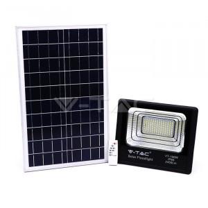 PROJECTEUR SOLAIRE LED V-TAC 100W 4000K