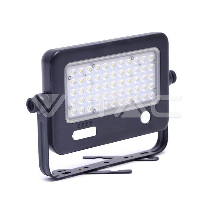 PROJECTEUR SOLAIRE LED 10W 4000K ALL-IN-ONE