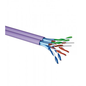 CABLE CAT6A F-UTP 2x4P...