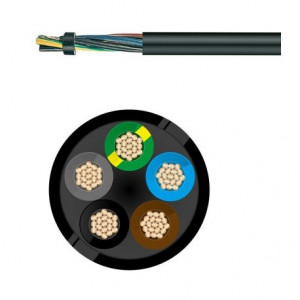 CABLE HO7RNF 5G6 T500