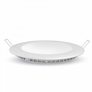 PANEL LED ROND 12W SAMSUNG CHIP Ø155/170MM 3000K